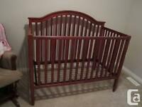 Carlisle 3-in-1 convertible crib