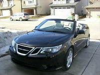 2008 Saab 9-3 Convertible. Exceptional condition