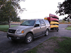 2006 Expedition XLT 4X4. Factory rebuilt 5.4L with 70,000K.