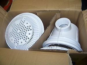 Hayward dual outlet drains BNIB..not used Oakville / Halton Region Toronto (GTA) image 1