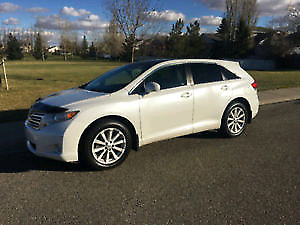 2009 Toyota Venza AWD no accidents