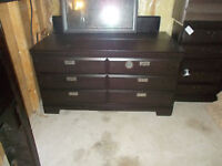 Double wide dresser for sale