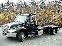 TOWING,15 min OR LESS-BOOST-FLAT TIRE--WINCH OUT-613-867-8692