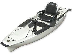 Hobie kayak ebay for Fishing rafts for sale