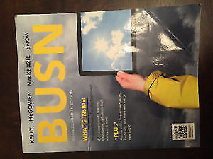 Text books for Red River College Business Administration