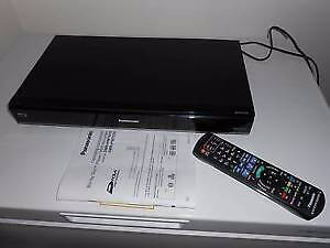 Panasonic Smart Twin tuner PVR 500GB HDD Bluray backup DMR-PWT530 Chatswood Willoughby Area Preview