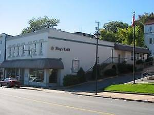 COMMERCIAL SPACES AVAILABLE KING ST. BRIDGEWATER ON KING STREET