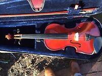 senator violin 3/4