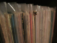 Vinyl, Records, LP, 45, Disques, CD, Cassette, etc.