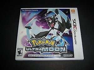 Pokemon UltraMoon 3ds
