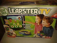 Leapster Tv Learning Station