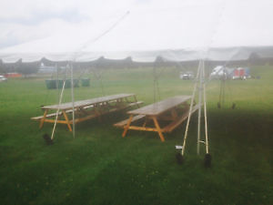 Picnic Tables for Rent Kitchener / Waterloo Kitchener Area image 3