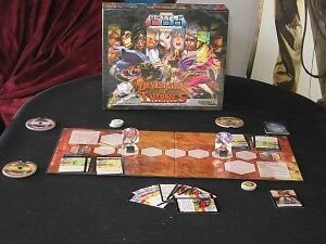 BATTLECON DEVASTATION OF INDINES. BOARD GAME/CARD