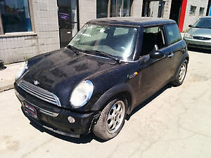 Piece d'auto usagé/Used Parts Mini Cooper