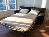 Great Leather Sofa Bed