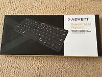 BN Advent Bluetooth Tablet Keyboard for Smartphone or Tablet £18