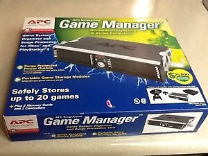 APC Game Manager Surge Protector Kitchener / Waterloo Kitchener Area image 1