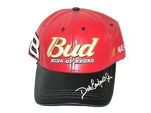 NASCAR Leather Hat 822a2eb2b9a