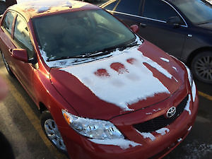 2009 Toyota Corolla Type S, Automatic, Only 76 KM!