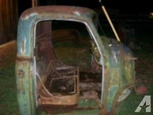 Wanted: Looking for 1947 - 1955 Chevy and Gmc Cab
