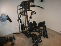 Used Home Gym! ........ w/ Warranty and Installation