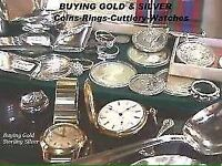 Wanted gold silver medals coins antiques collectables