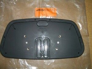 BMW Instrument Cover K100 RS/RT, part 62111459485