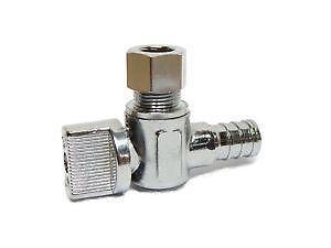 pex compression shut off valve
