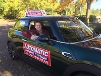 Automatic driving lessons,driving instructor , 07790 192 169 Grade A instructors call now