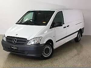 2010 MY11 MERCEDES BENZ VITO C111 TURBO DIESEL Liverpool Liverpool Area Preview
