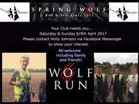 Half Price Wolf Run Entry (8th April 2017)