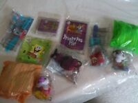 Job lot just £3 ! - 20 Mcdonalds toys all still sealed.