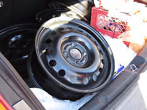 4 Rims with sensors (Ford)