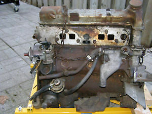 Triumph TR7 engin & other parts.  1980 46,000 kms. $300 Windsor Region Ontario image 1
