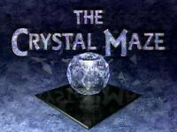The Crystal Maze Experience London x 8 Tickets (Full Team) - Saturday 11th Feb 2017 @ 8pm