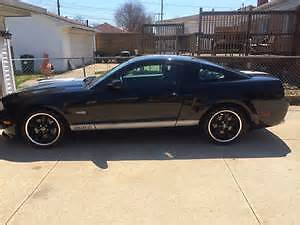 2007 Ford Mustang ShelbyGT Coupe (2 door)