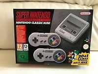 Super Nintendo mini (NEW)