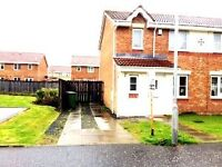 3 Bedroom Semi Detached House Newhouse Road, Toryglen Avail Now