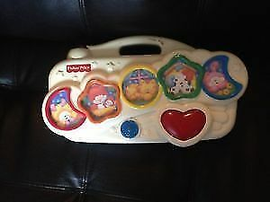 Baby crib toy with music and light. AVAILABLE Gatineau Ottawa / Gatineau Area image 1