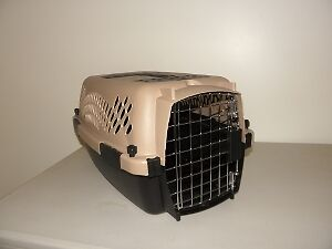 Small Pet Carrier - up to 12 pounds  Price $10.00