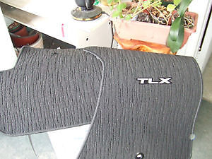 2015 Acura TLX factory mats London Ontario image 2