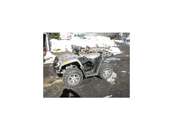 Used 2004 Bombardier Outlander 400