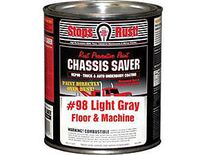 Chassis Saver - Rust Protection Paint