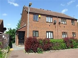 1-bedroomed terraced house - Heatherburn Court, Newton Aycliffe DL5 4UZ