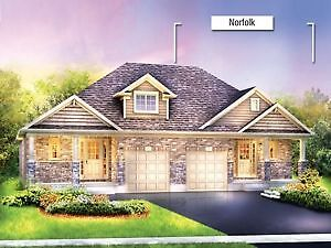 WATERDOWN-SPECTACULAR FREEHOLD TOWNHOMES FROM $500'S