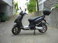 KEEWAY Mobylette 50cc 2008