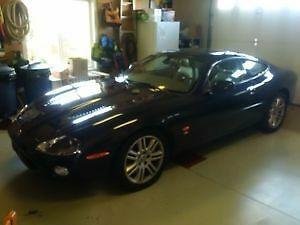 2003 Jaguar XKR SUPERCHARGED Coupe (2 door)