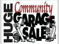 Castledowns Community Garage Sale! (tables available to rent)