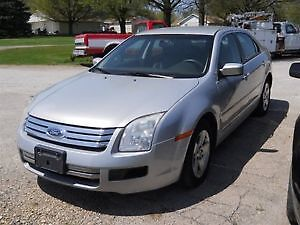2006 Ford Fusion Berline Manuelle