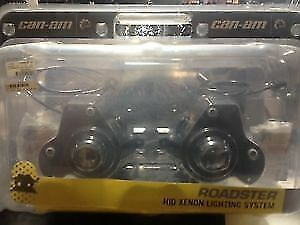 spyder HID light kit - new